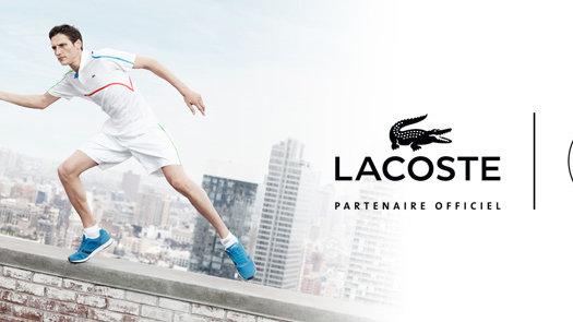Lacoste et Roland Garros